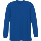A4 Men's Performance Long Sleeve Crew (Royal) - A4 Tennis Apparel