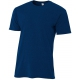 A4 Men's Performance Tri Blend Tee (Navy) - Tennis Online Store