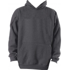A4 Men's Fleece Hoodie (Graphite) - A4 Tennis Apparel