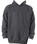 A4 Men's Fleece Hoodie (Graphite) - A4