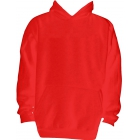 A4 Men's Fleece Hoodie (Scarlet) - Tennis Online Store