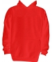A4 Men's Fleece Hoodie (Scarlet) - Tennis Apparel
