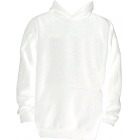 A4 Men's Fleece Hoodie (White) - Tennis Online Store