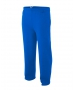 A4 Men's Open Bottom Pocketed Fleece Pant (Royal) - Men's Outerwear Pants Tennis Apparel