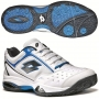 Lotto Men's Vector IV (White/ Blue)