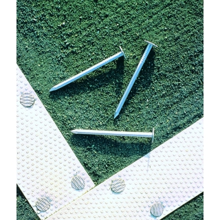 Har-Tru Aluminum Nails - Large Head 2 1/2 Inch - 25lb Box
