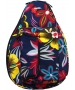 Jet Navy Floral Mini Backpack - Womens Bags