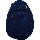 Jet Navy Mesh Petite Backpack - Tennis Racquet Bags