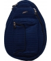 Jet Navy Mesh Petite Backpack - Jet Petite Backpacks