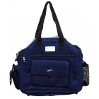 Jet Navy Mesh  Tote - Jet Bag Sale