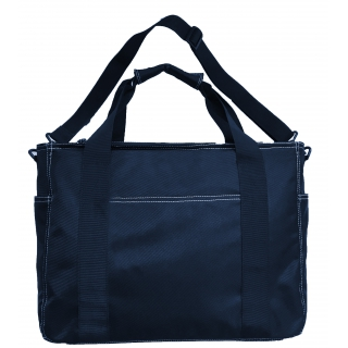 Maggie Mather Sport Tote Pickelball/Tennis Bag (Navy)