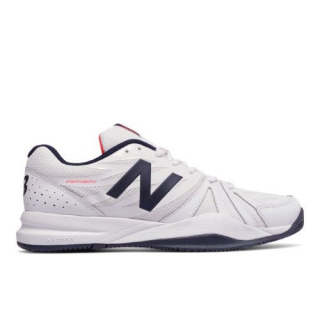 New Balance Men's MC786WB2 (D) (White/ Blue)