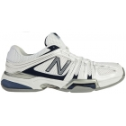 New Balance Men's MC1005 (D) Shoes (Wht/ Nvy) - New Balance MC1005/WC1005 Tennis Shoes