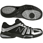 New Balance Men's MC1005 (2E)  (Blk/ Sil) - Men's Tennis Shoes
