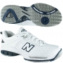 New Balance Men's MC804W (D) Shoes (Wht/ Nvy)