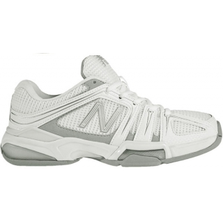 New Balance Women's WC1005 (2A) Tennis Shoes (Wht/ Sil)