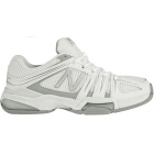 New Balance Women's WC1005 (B) Shoes (Wht/ Sil) - New Balance Tennis Shoes
