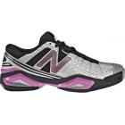 New Balance Women's WC1187 (2A) Shoes (Wht/ Sil) - Tennis Shoes Sale