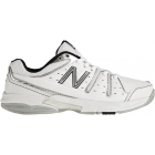 New Balance Women's WC656WS (D) Shoes (Wht/ Sil) - Women's Tennis Shoes