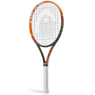 Tennis Racquet Review: Head Graphene Radical MP