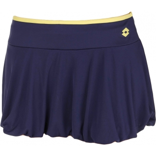 Lotto Women's Nixia Skirt (Navy/ Yellow)
