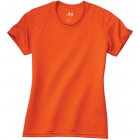 A4 Women's Cooling Performance Crew (Orange) - Women's Tops Tennis Apparel