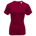 A4 Women's Cooling Performance Crew (Cardinal) - A4 Women's T-Shirts & Crew Necks Tennis Apparel