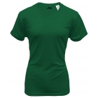 A4 Women's Cooling Performance Crew (Forest) - A4 Women's T-Shirts & Crew Necks Tennis Apparel
