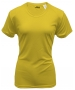 A4 Women's Cooling Performance Crew (Gold) - A4 Women's Apparel Tennis Apparel