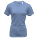 A4 Women's Cooling Performance Crew (Light Blue) - A4