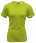 A4 Women's Cooling Performance Crew (Lime) - A4 Women's Apparel Tennis Apparel