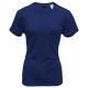 A4 Women's Cooling Performance Crew (Navy) - A4