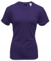 A4 Women's Cooling Performance Crew (Purple) - A4 Women's Apparel Tennis Apparel