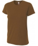A4 Women's Performance Tri Blend Tee (Brown) - A4 Women's Apparel