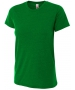 A4 Women's Performance Tri Blend Tee (Kelly) - A4 Men's T-Shirts & Crew Necks Tennis Apparel