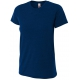 A4 Women's Performance Tri Blend Tee (Navy) - Women's Team Apparel