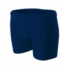 A4 Women's 4 Inch Compression Short (Navy) -