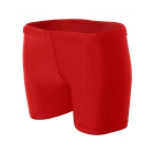 A4 Women's 4 Inch Compression Short (Scarlet) -