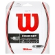 Wilson NXT 16g Black Tennis String (Set) - Multi-filament Tennis String