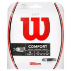 Wilson NXT 17g Black Tennis String (Set) - Wilson Multi-Filament String