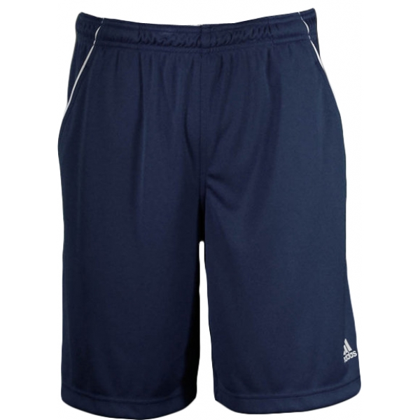Adidas Men's 9 Inch Basic Bermuda (Navy)
