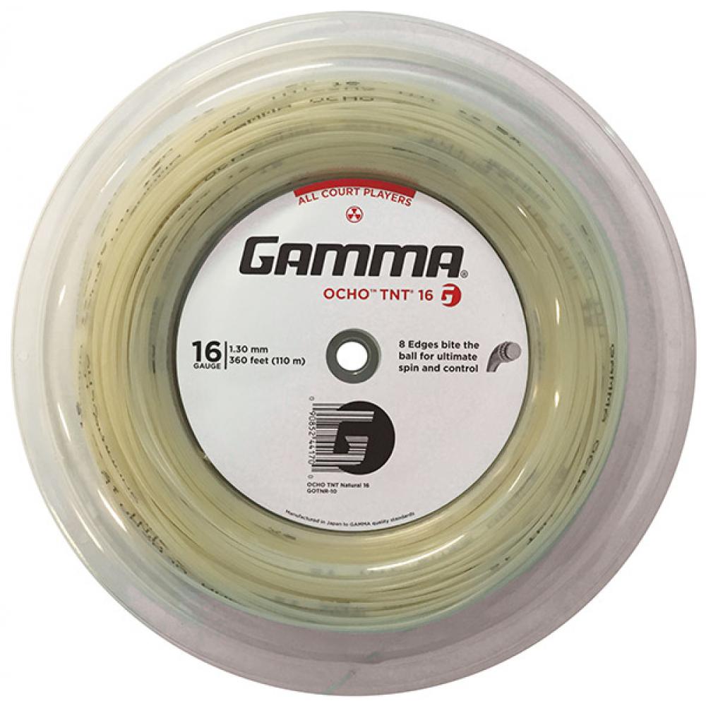 Gamma OCHO TNT 16g Tennis String (Reel)