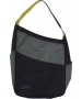 Maggie Mather Maggie Bag Tote (Black/ Pewter/ Lime) - Maggie Mather Tennis Totes & Bags