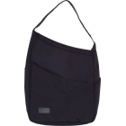 Maggie Mather Maggie Bag Tote (Black/ Pewter) - Tennis Tote Bags