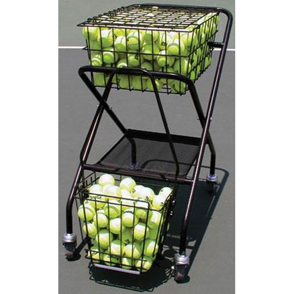 OnCourt OffCourt Coach's Tennis Ball Cart