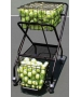 Oncourt Offcourt Coach's Tennis Ball Cart - Tennis Teaching Carts & Ball Mowers