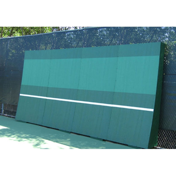 Oncourt Offcourt REAListic Dual-Curved Backboard 8x16'