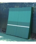 REAListic Straight-Tilt Tennis Backboard 8'H x 8'W - Tennis Backboards
