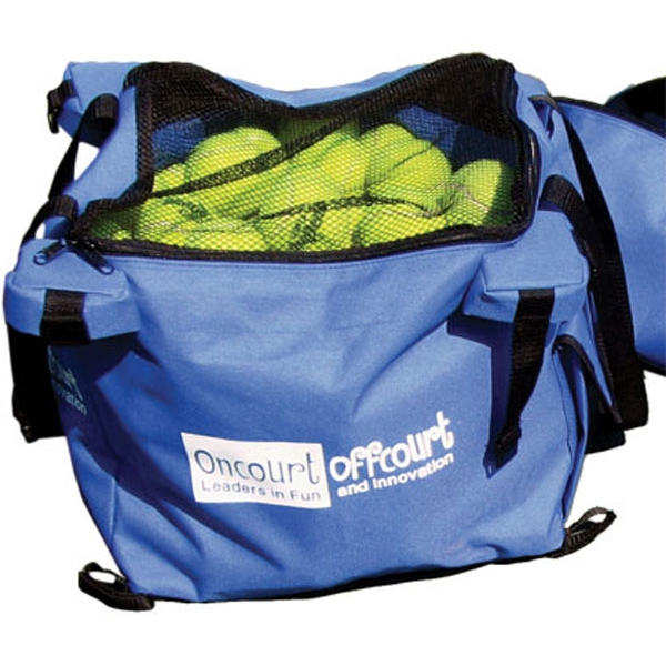 Oncourt Offcourt Tennis Ball Quick Cart Canvas Bag