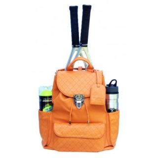 Court Couture Hampton Backpack (Orange)